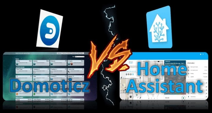 Domoticz versus Home Assistant