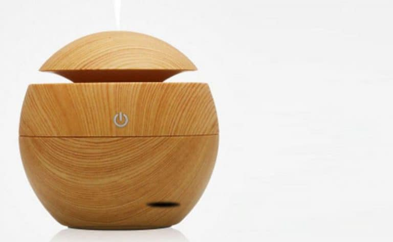 Aroma Essential Oil Diffusor 130 ML review
