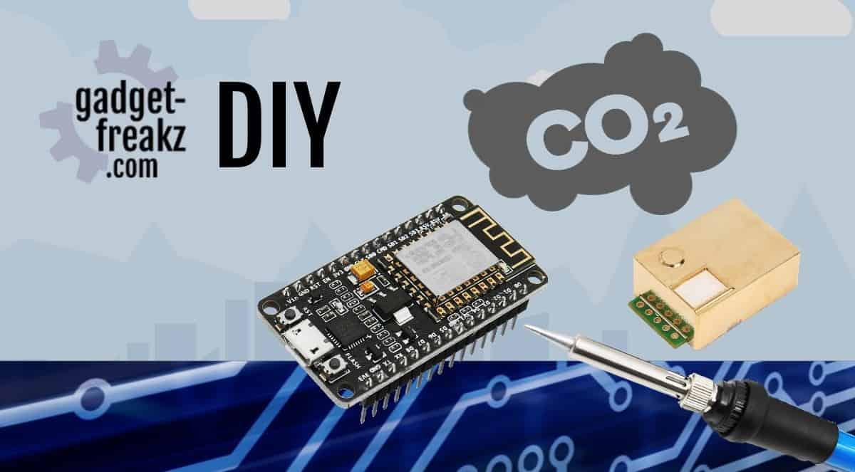 MH-Z19 Air Quality Sensor