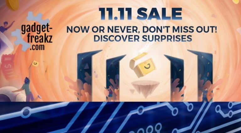 11 November: Take your chance on the Singles Day Sale