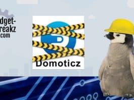 Domoticz version 2020.1