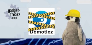 Domoticz version 2020.1