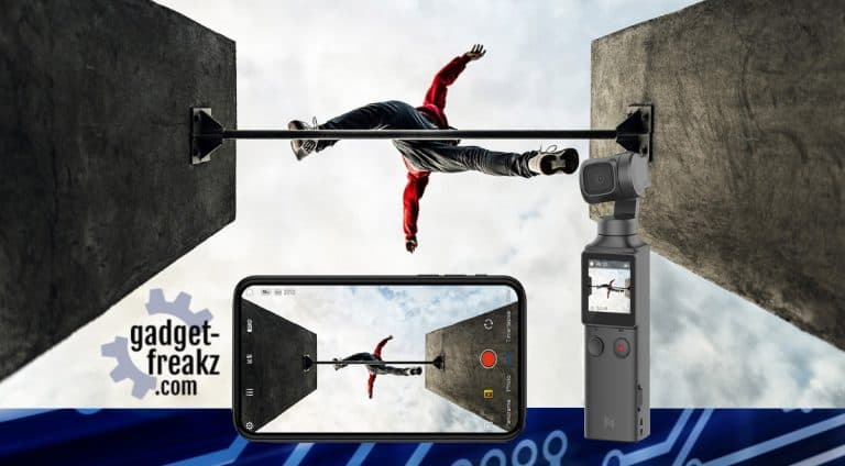 Fimi Palm Gimbal Camera Review