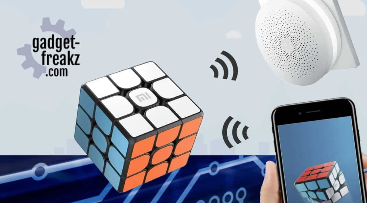 Xiaomi Bluetooth Rubic's Cube