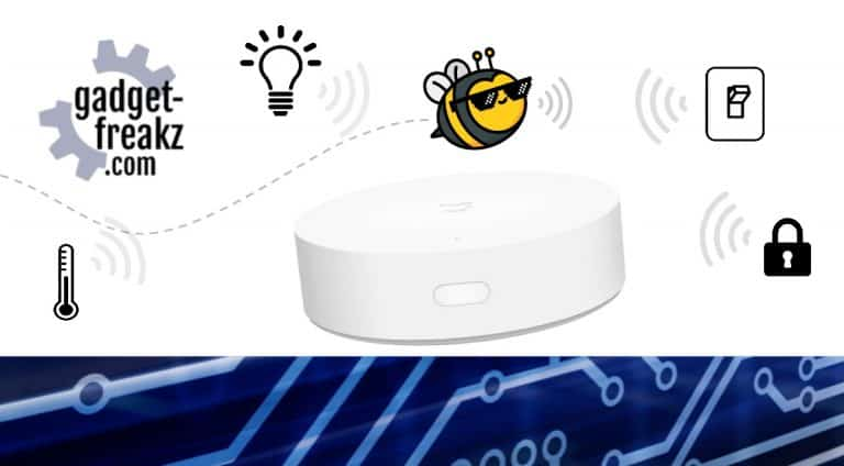 Xiaomi Gateway 3: Highly hackable! Pair unsupported Zigbee & Bluetooth devices and get them into Home-Assistant!