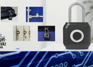 Yeelock Fingerprint Door Lock