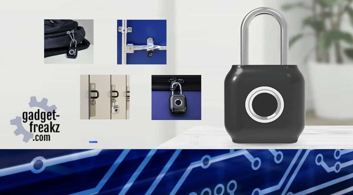 Yeelock Fingerprint Door Lock