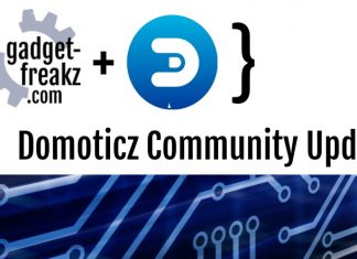 Features Image Domoticz Community Update