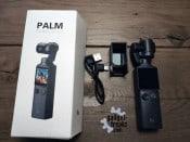 Fimi Palm Gimbal Camera – everything