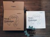 Jeeback Neck Massager boxes