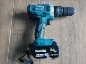 Makita 18v compatible 3-in-1 drill – with accu
