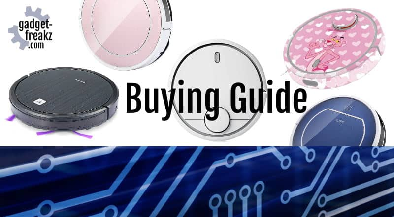 Robot Vacuum Buying Guide