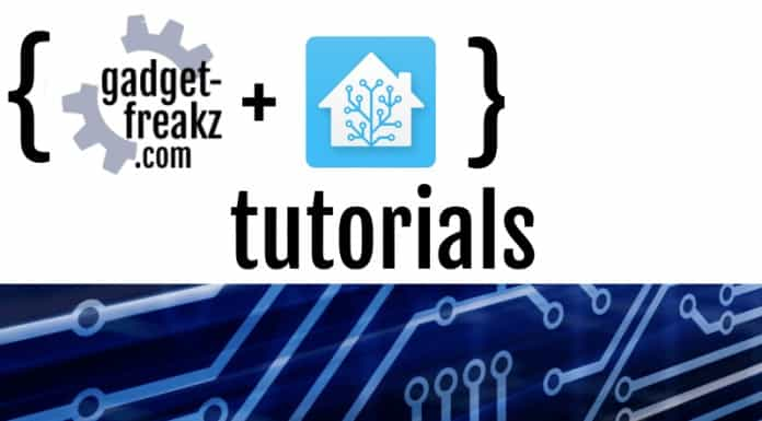 Tutorial Home Assistant