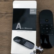 wechip w1 air mouse box front
