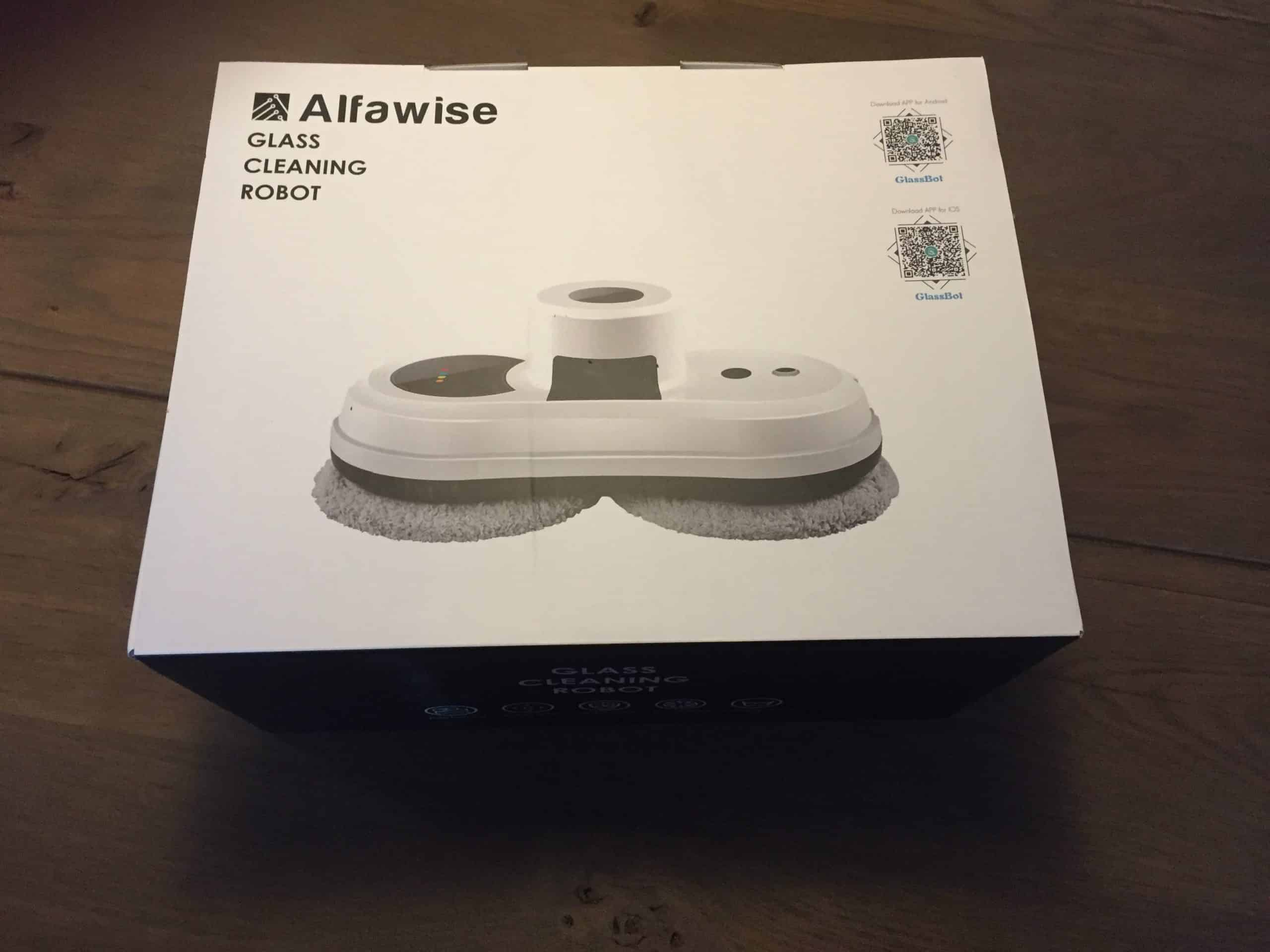 Window Cleaning robot s60 in box