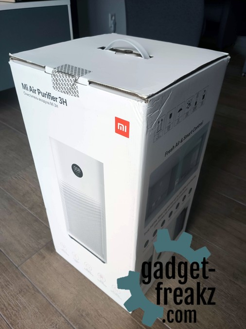 Xiaomi Air Purifier 3H Box