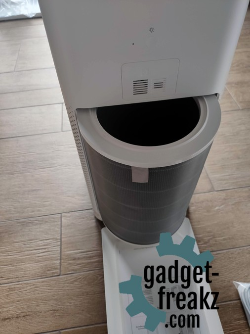 Xiaomi Air Purifier 3H Filter replacement