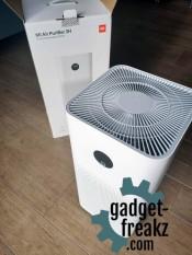 Xiaomi Air Purifier 3H unpacked