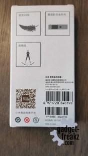 Xiaomi Duka Laser Range Finder 40m LS-P – box back