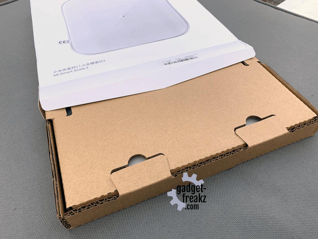 Xiaomi Mi Smart Scale 2 opening 2