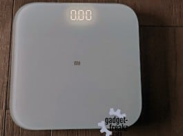 Xiaomi Mi Scale 2, Led lights