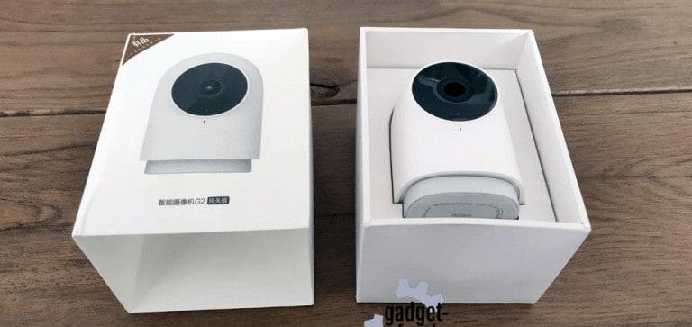 Xiaomi Mijia Aqara G2 Camera and Zigbee Gateway