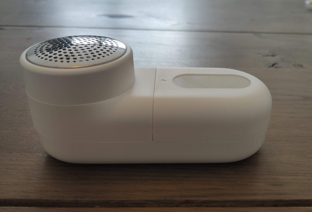 Xiaomi Mijia lint remover side