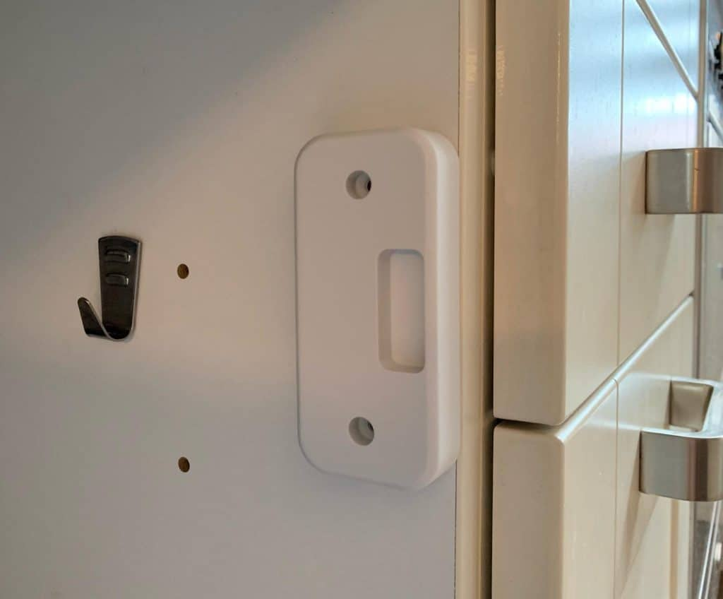 Yeelock Smart Lock Kitchen Cabinet Latch