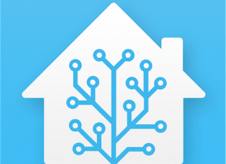 Home-assistant logo