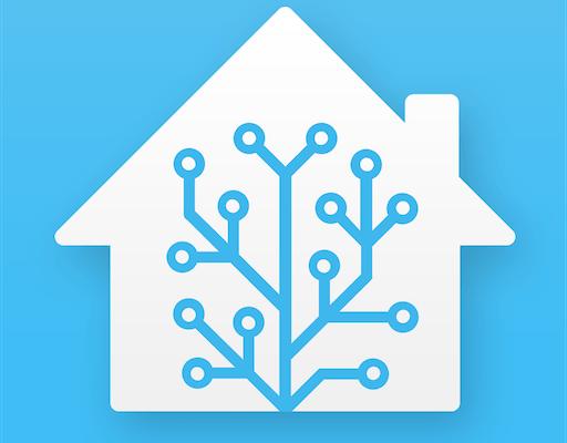 Home-assistant logo