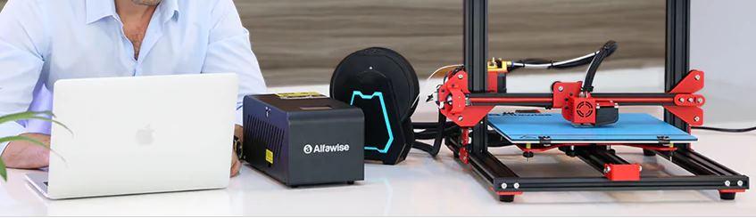 Alfawise U20 3d printer preview