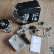 blitzWolf BW-VB1 Stand mixer and blender- complete unpacked