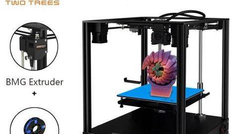 TWO TREES 3D Printer CoreXY BMG Extruder 235x235m Sapphire S Pro DIY Kits