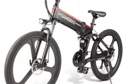 SAMEBIKE LO26 Smart Folding Bike