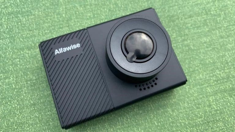 Alfawise G70 Dash Cam Review