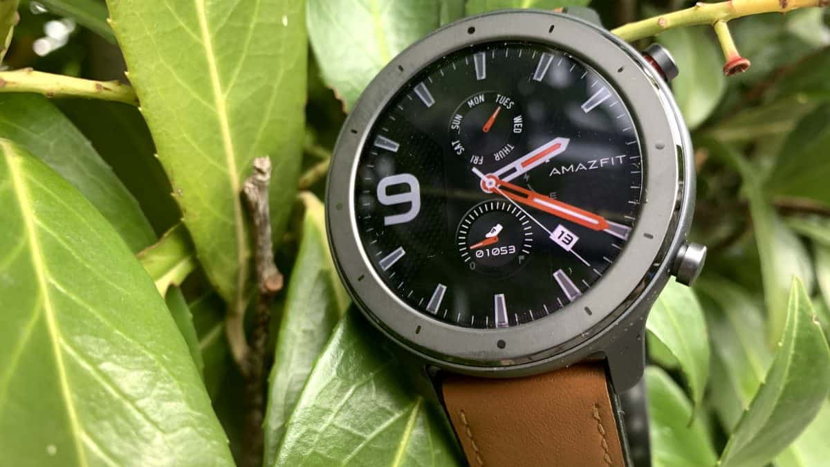 Amazfit GTR 47mm Smart Watch Review - Gadget-Freakz com
