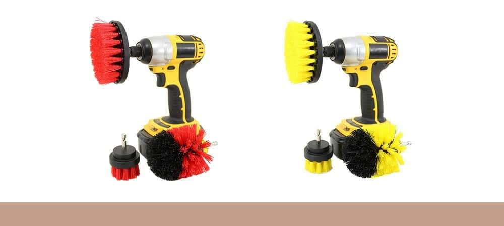 drill brushes