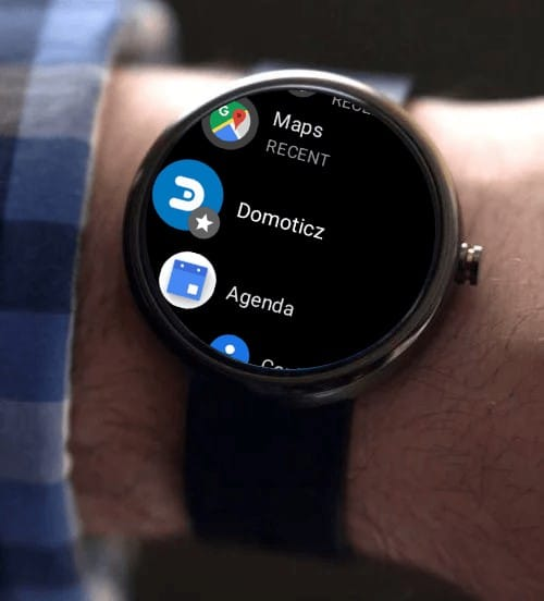 Domoticz Android Wear OS
