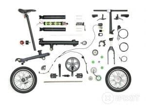 Qicycle teardown