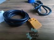 Watermeter gateway sensor
