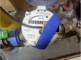 Connectix Smart Watermeter