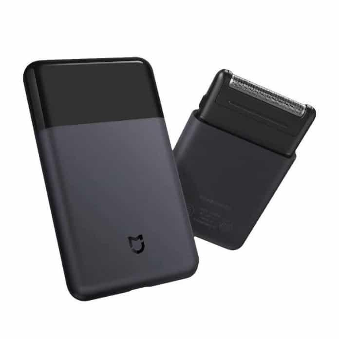 xiaomi portable mini shaver