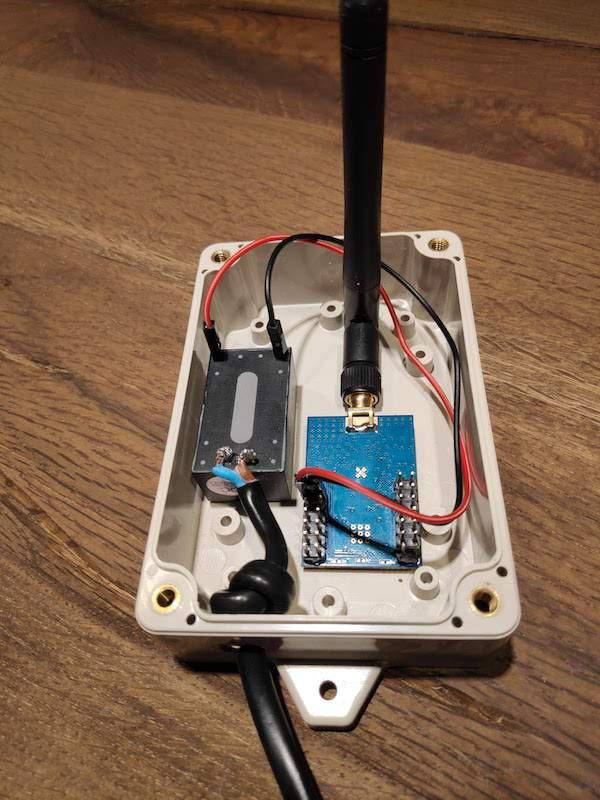 zigbee DIY router