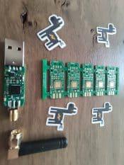 zzh! CC26X2R1 parts + pcb